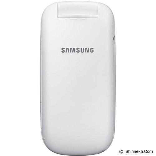 SAMSUNG Caramel [GT-E1272] - White - Handphone GSM